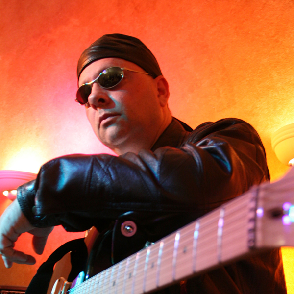 Mark Kerr-Blues Musician