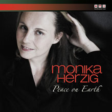 Monika Herzig - Album cover