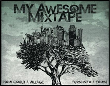 My Awesome Mixtape_Cover