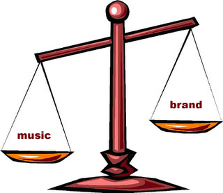 music brand scale