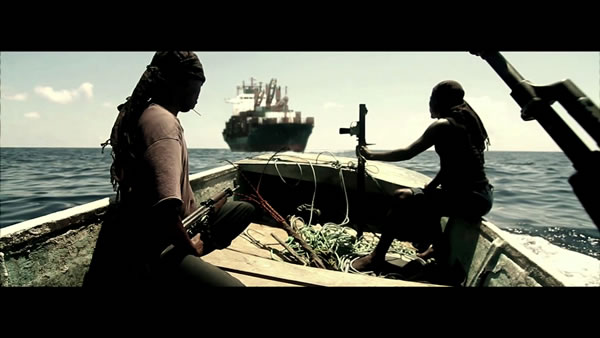 Somali modern day pirates