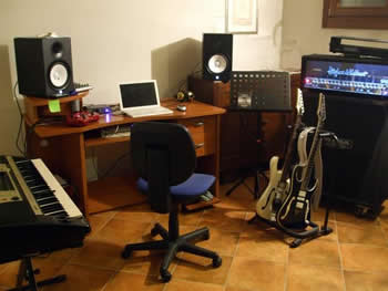 So You're Thinking About Investing in a Home Recording Studio